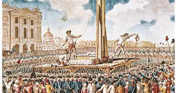 Decapitazione di Luigi XVI